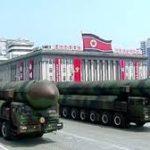 北朝鮮、ICBM級のロケット移動 発射準備の可能性