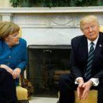 ドイツ・メルケル首相『米国と衝突起きても参加しない』