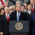 米国の債務を抱える企業に米税制改革が打撃となる可能性